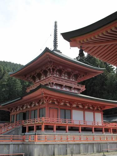 比叡山東塔