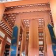 薬師寺 西塔の1層心柱
