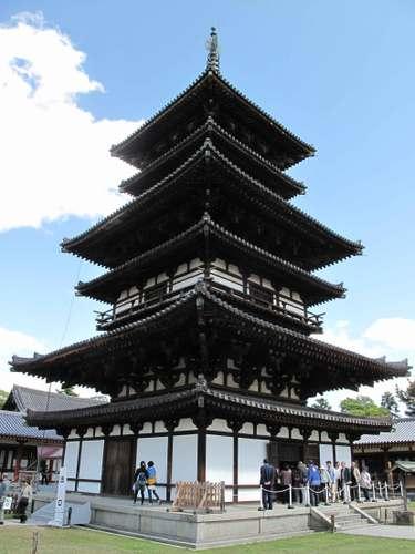 薬師寺 東塔